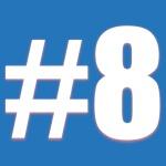 rank 8