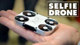 selfie drone 2017